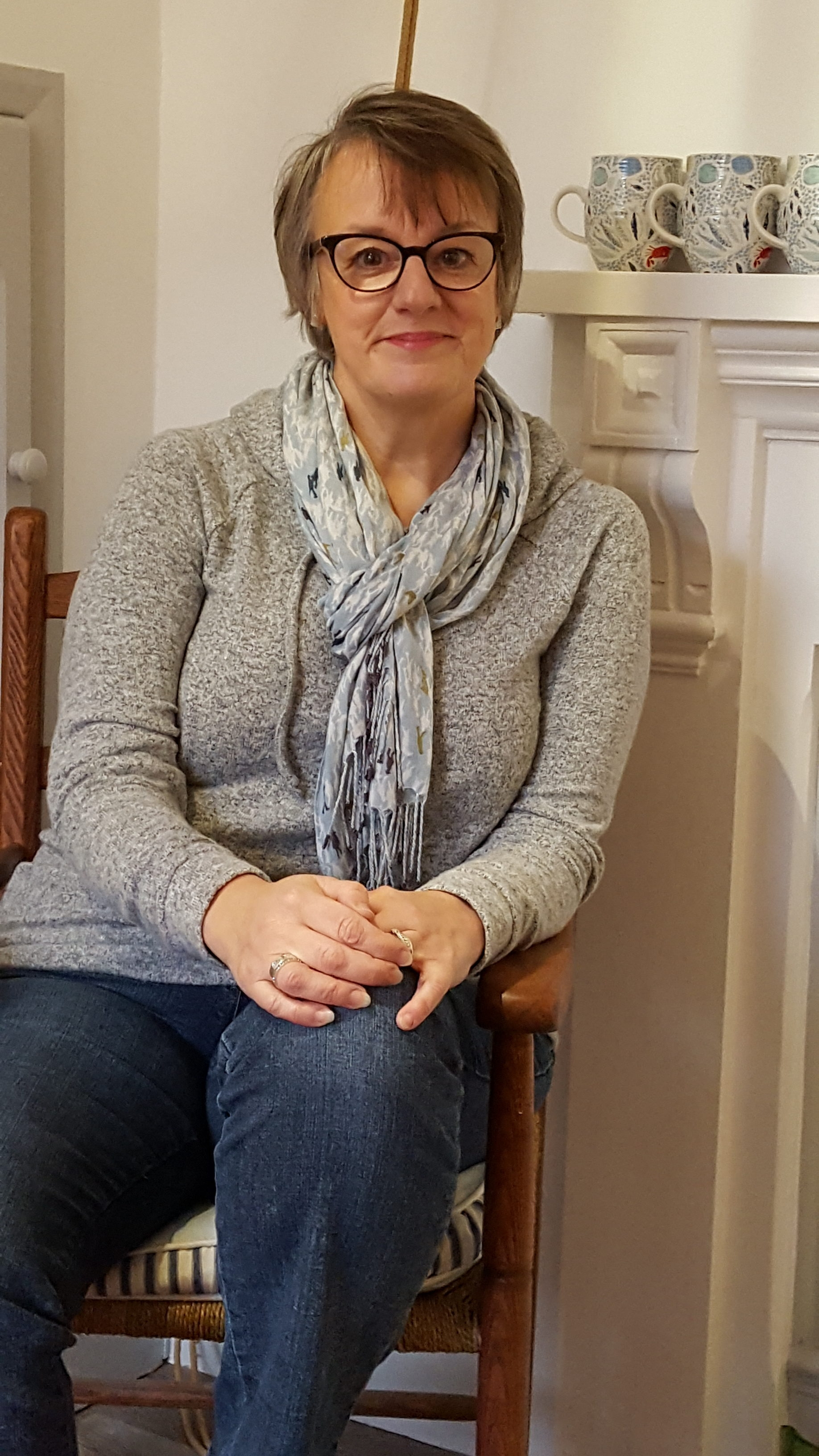 Lesley - Clutter Therapist